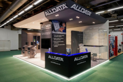 ALLDATA Europe GmbH Messestand