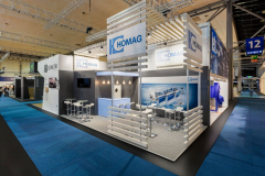 HOMAG Messestand