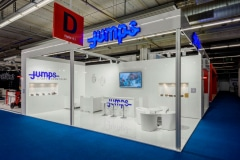 Jumps Auto Industries Limited Messestand
